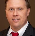 headshot of male TCC Alumni Board Member Drew Little