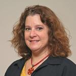 headshot of female TCC Alumni Board Member Ellyn Hodgis