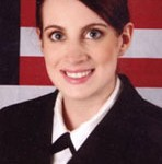 headshot of female TCC Alumni Board Member Kaitlin Burke