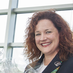 headshot of female TCC Alumni Board Member Tracy Kessler Keller