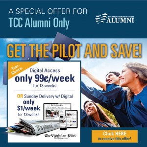 Virginian- Pilot Alumni Benefit